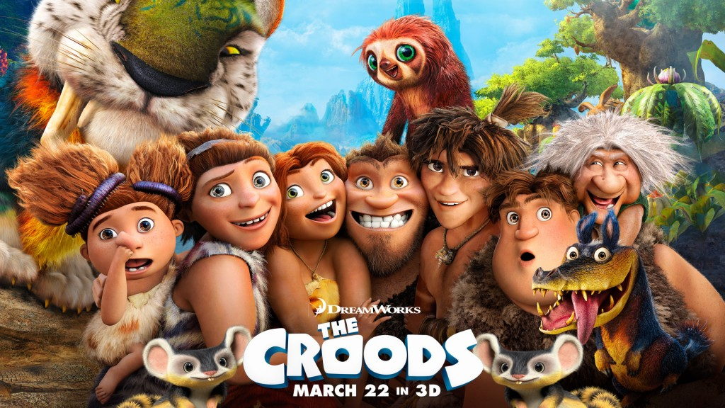 The Croods Movie Wallpaper - The Croods Movie