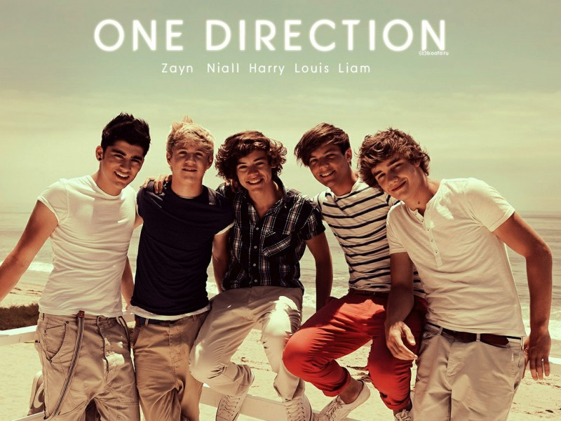 One Direction in Casual - One Direction in Casual