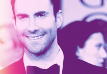 Adam Levine Purple - Adam Levine Purple