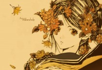 Anime Autumn Melancholy - Anime Autumn Melancholy