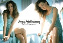Anne Hathaway Tosca Dress - Anne Hathaway Tosca Dress