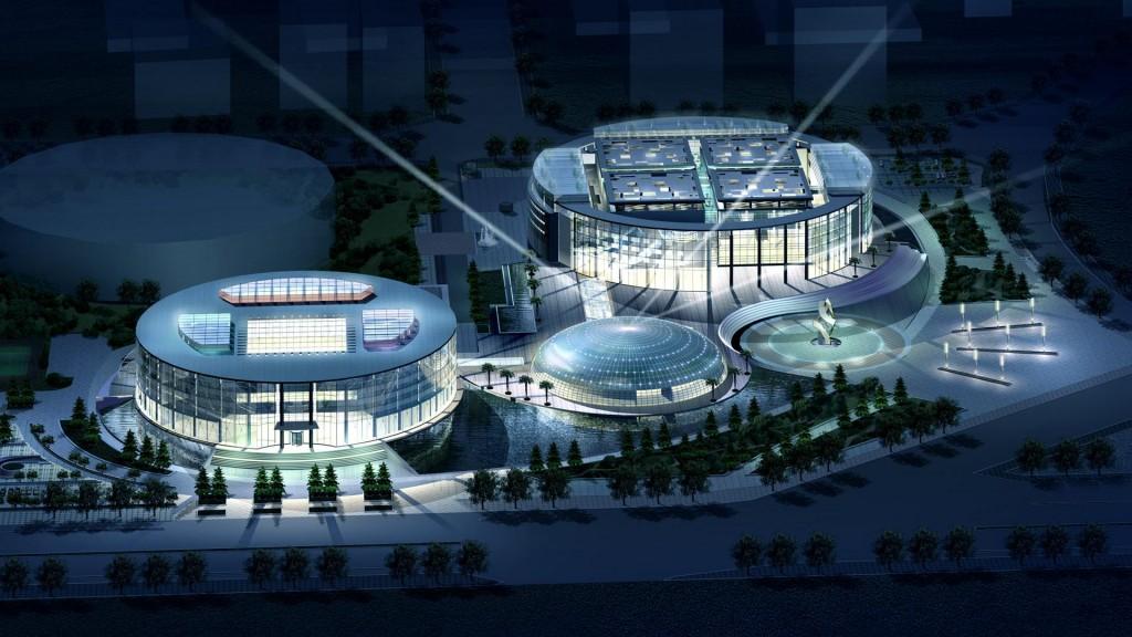 Architecture Night City - Architecture Night City
