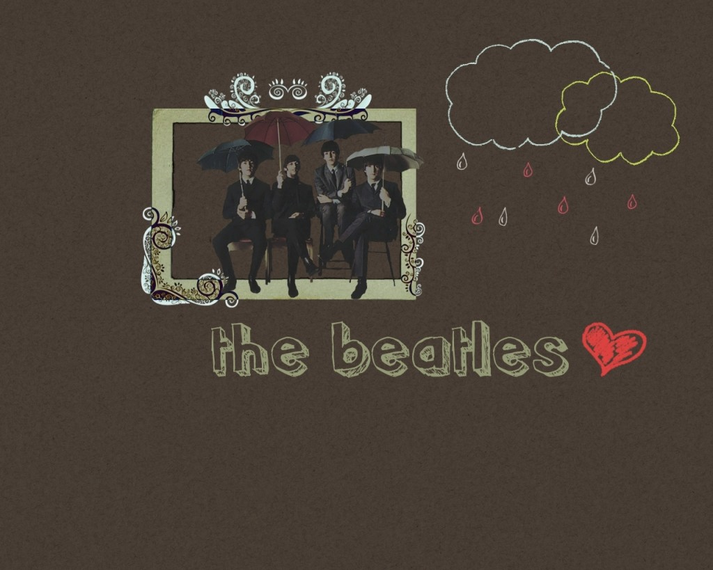 Beatles on the Rainwall - Beatles on the Rainwall