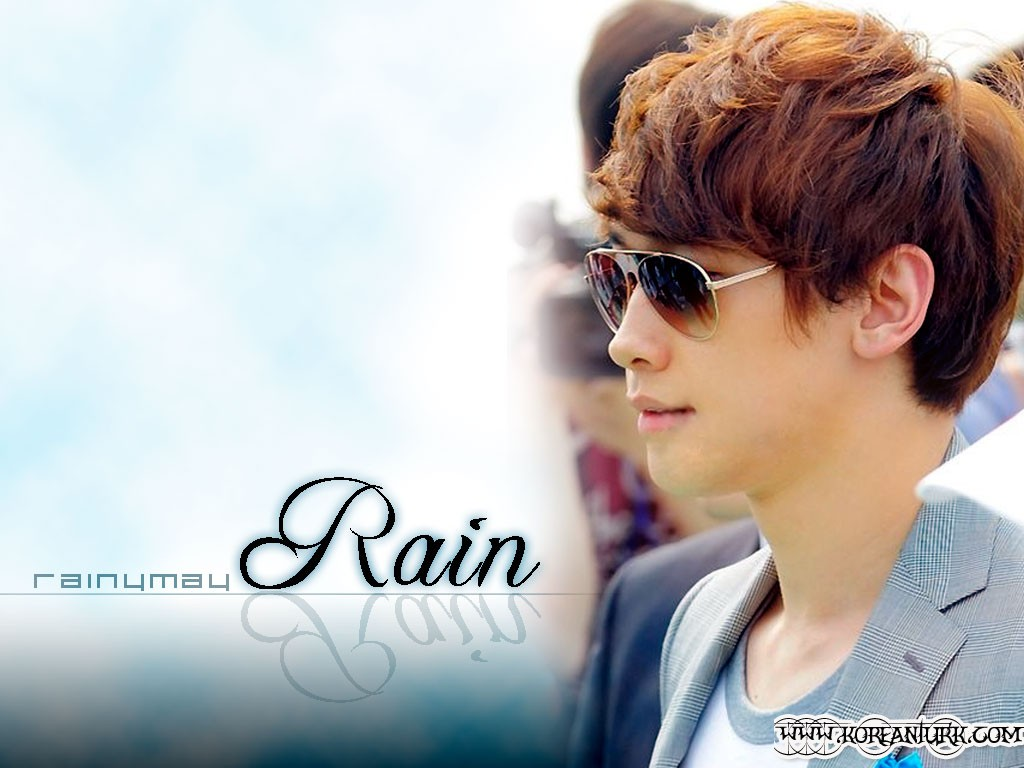 Bi Rain and Glasses - Bi Rain and Glasses