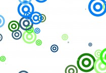 Blue And Green Circles - Blue And Green Circles