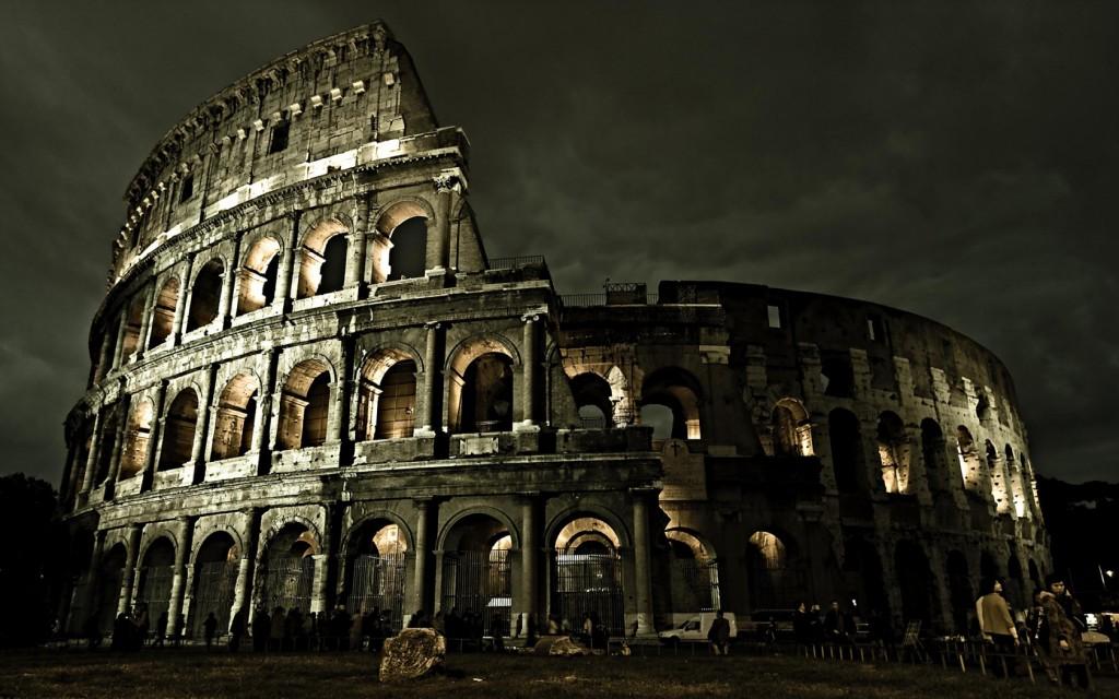 Colosseum Roman Architecture - Colosseum Roman Architecture