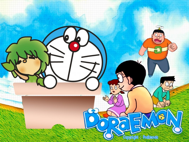 Doraemon on The Field - Doraemon on The Field