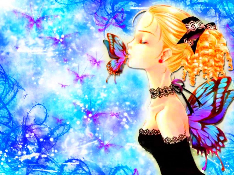 Enchant Kiss Butterfly - Enchant Kiss Butterfly