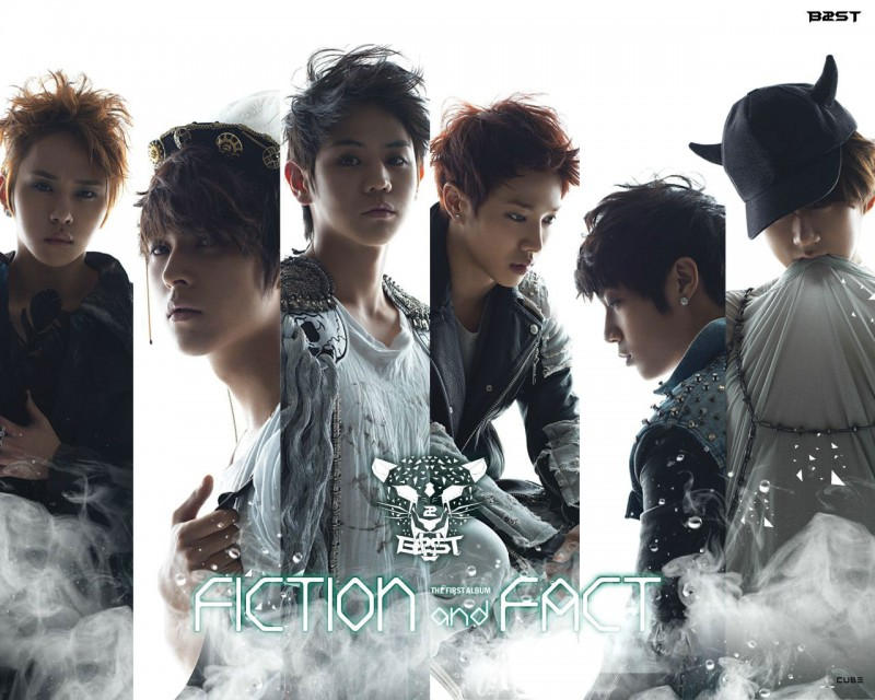 Fiction And Fact BEAST B2ST - Fiction And Fact BEAST B2ST