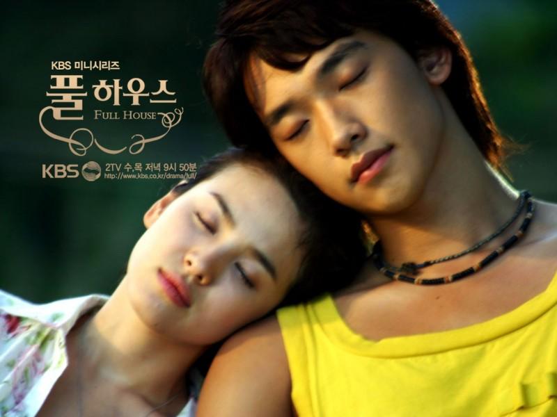 Kdrama Full House Rain Bi Song Hey Kyo Fresh New Hd Wallpaper - Full House Rain Bi& Song Hey Kyo