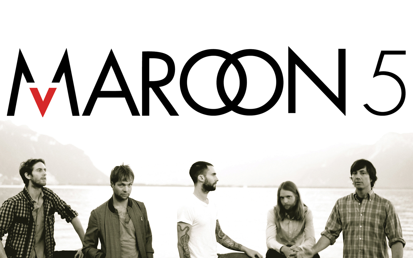 Great Maroon 5 - Great Maroon 5