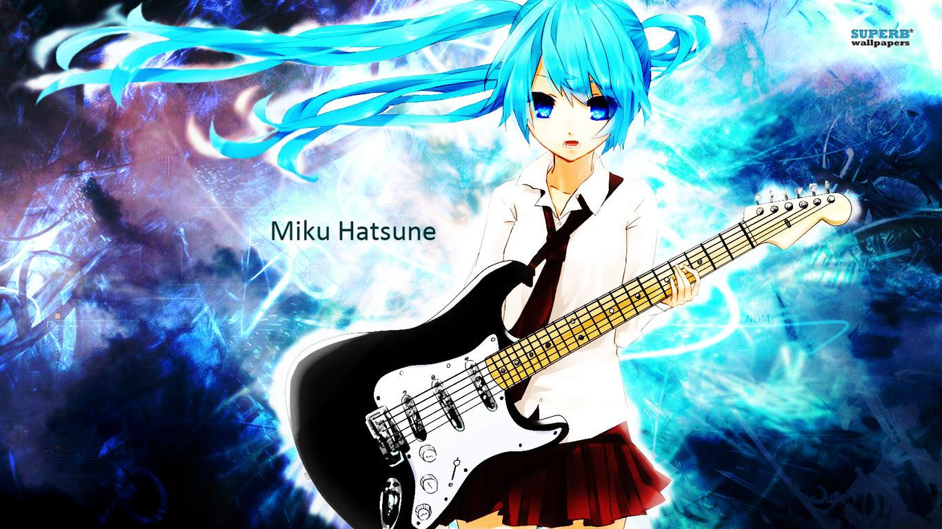 Hatsune Miku - Hatsune Miku