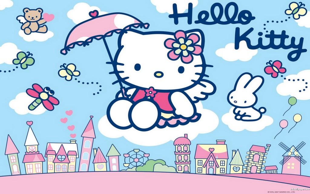 Hello Kitty Easter Fairy Tale - Hello Kitty Easter Fairy Tale