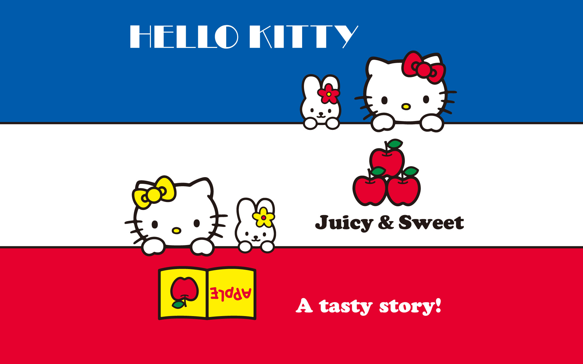 Hello Kitty Holland Flag - Hello Kitty Holland Flag