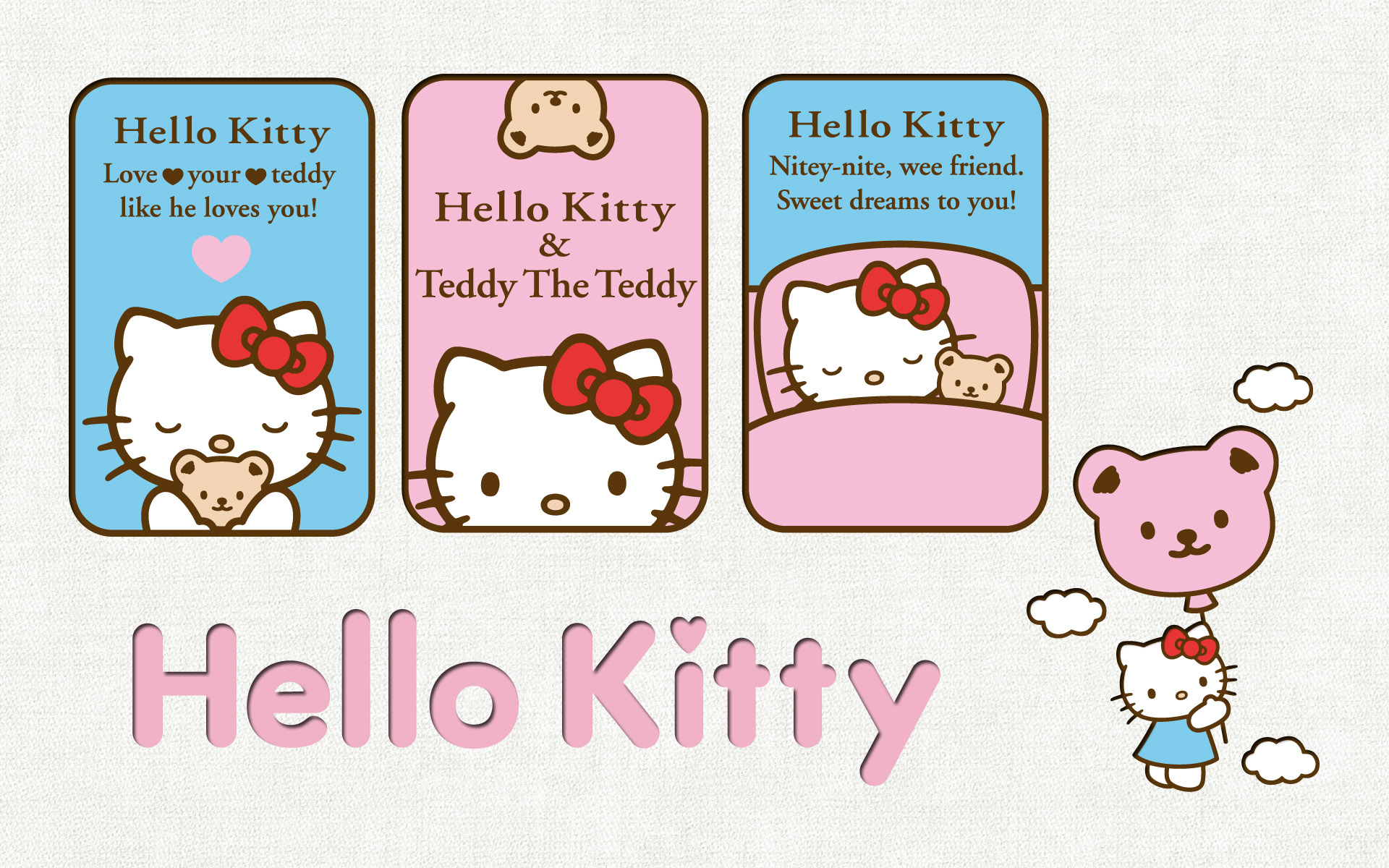 Hello Kitty Love - Hello Kitty Love