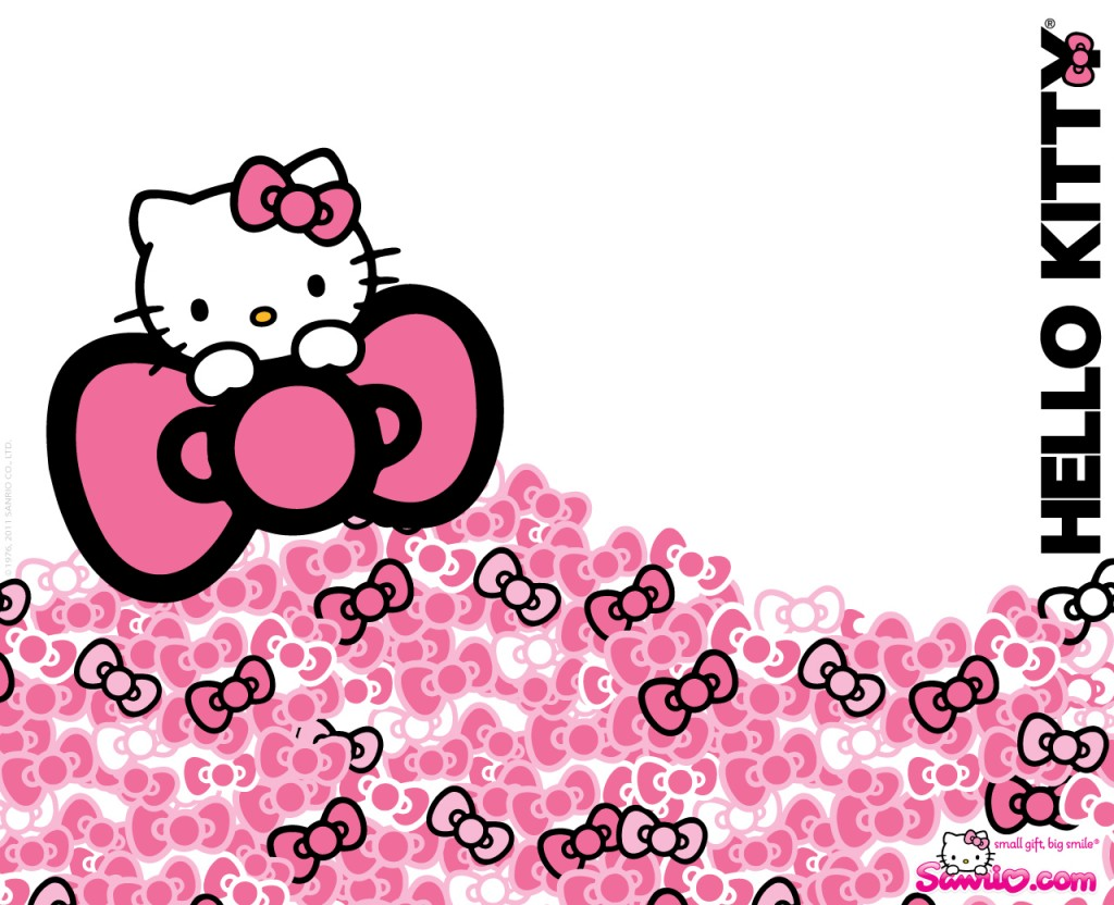 Hello Kitty Pink Ribbon - Hello Kitty Pink Ribbon