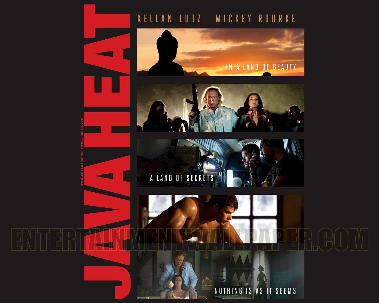 Java Heat Cover - Java Heat Cover