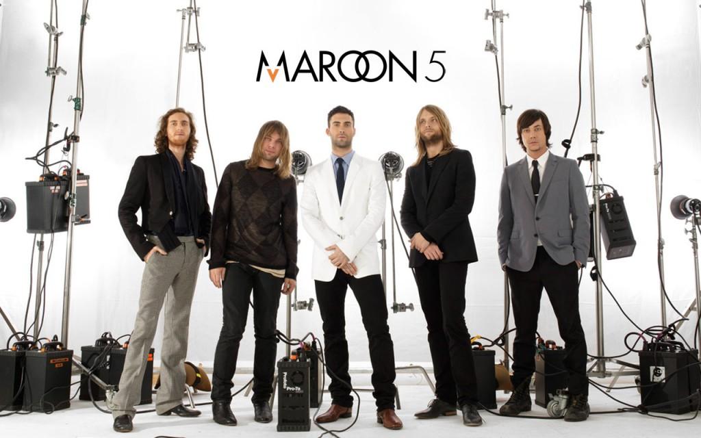 Maroon 5 Backstage - Maroon 5 Backstage