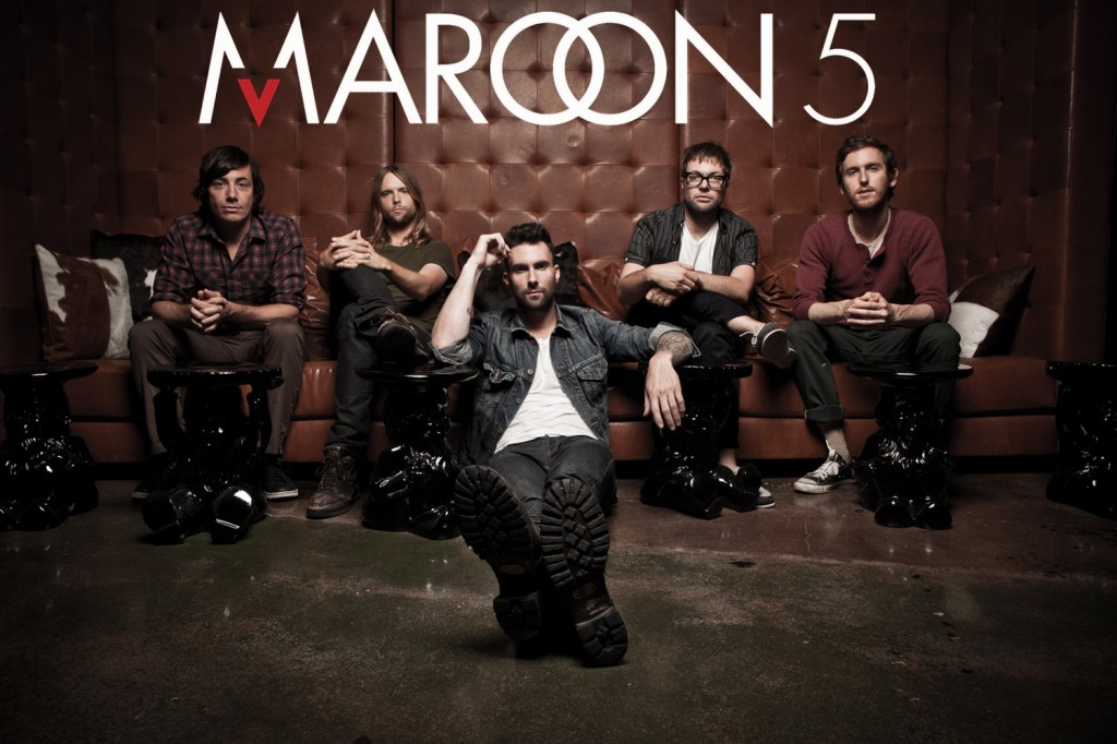 Maroon 5 Couch - Maroon 5 Couch