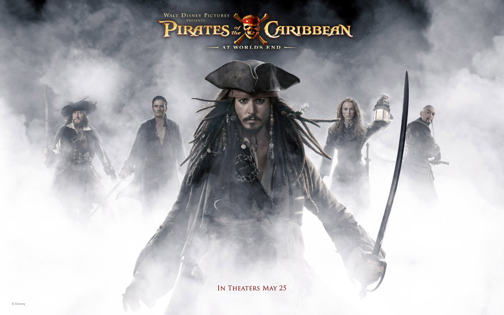 Pirates Of The Caribbean - Pirates Of The Caribbean