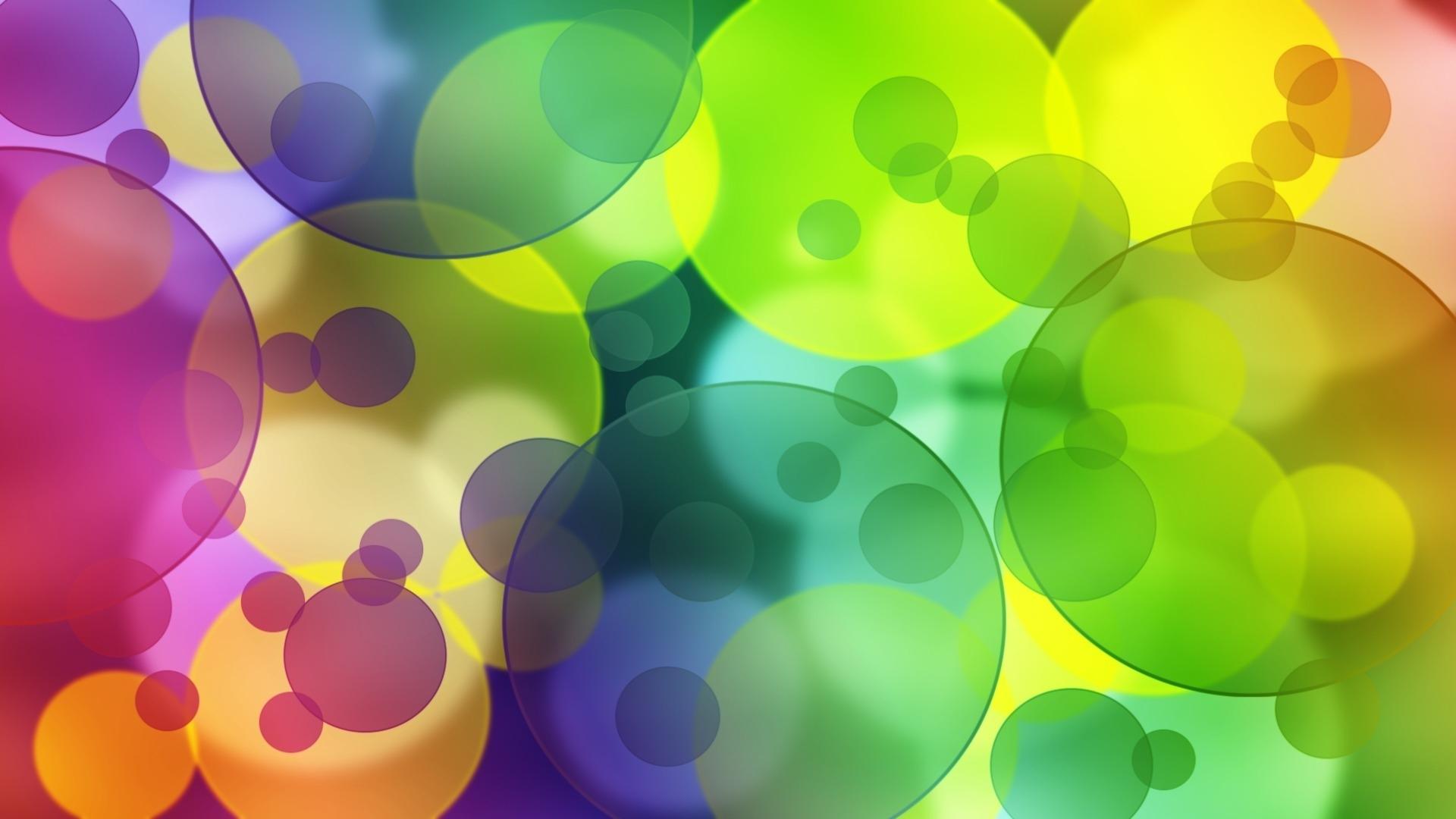 Rainbow Bubbles - Rainbow Bubbles