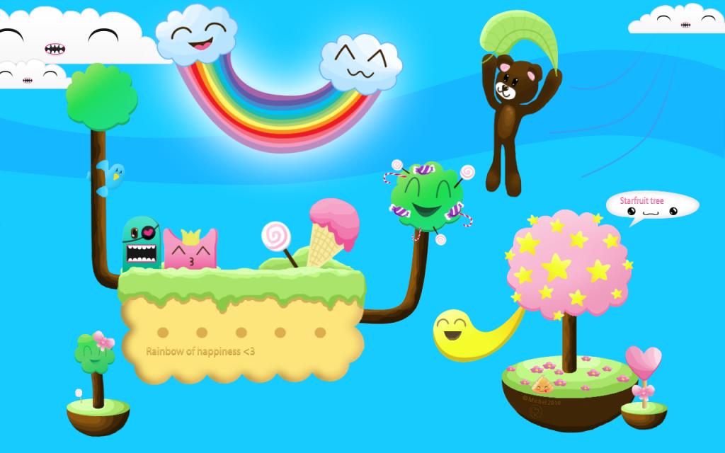 Rainbow Of Happiness - Rainbow Of Happiness