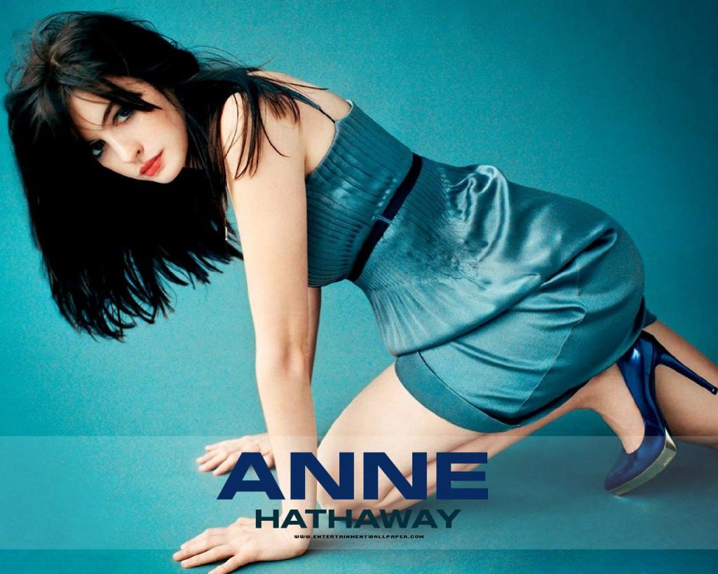Sexy Anne Hathaway - Sexy Anne Hathaway