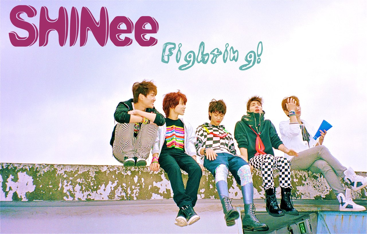 Shinee Fighting - Shinee Fighting