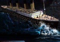 Slammed Titanic Accident - Slammed Titanic Accident