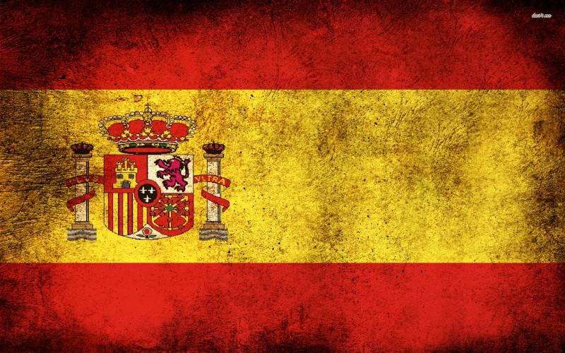 Spain Flag Digital Art - Spain Flag Digital Art
