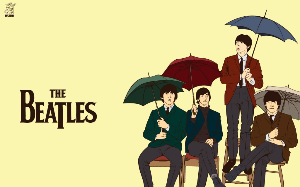 The Beatles Cartoon - The Beatles Cartoon