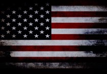 USA Flag Digital Art - USA Flag Digital Art