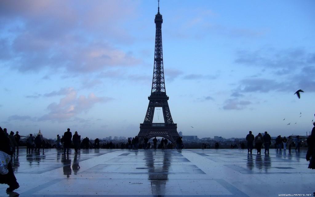 Wonderful Eiffel Tower - Wonderful Eiffel Tower