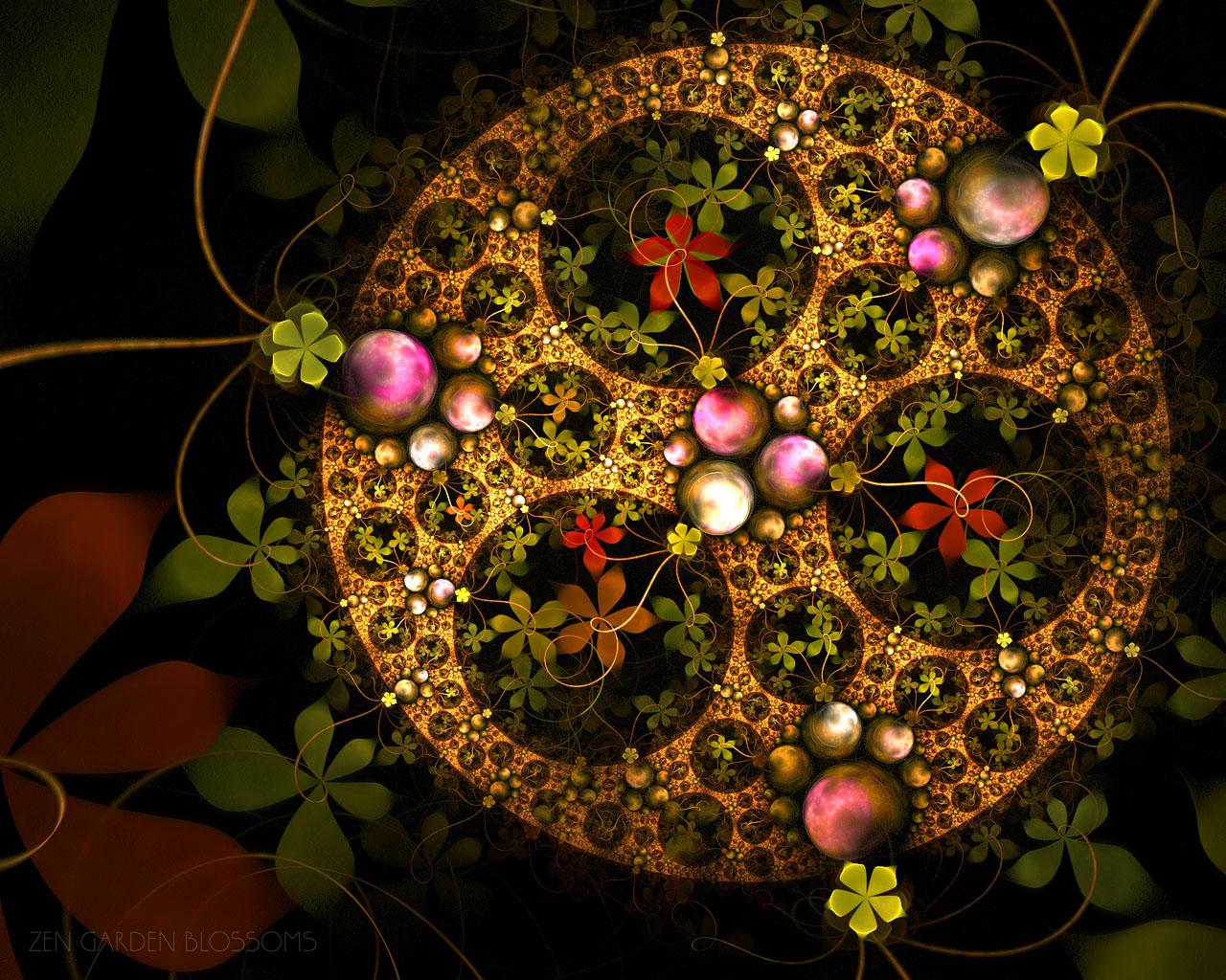 ZEN Garden Blossoms - ZEN Garden Blossoms
