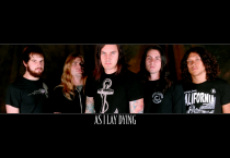 As I Lay Dying - As I Lay Dying