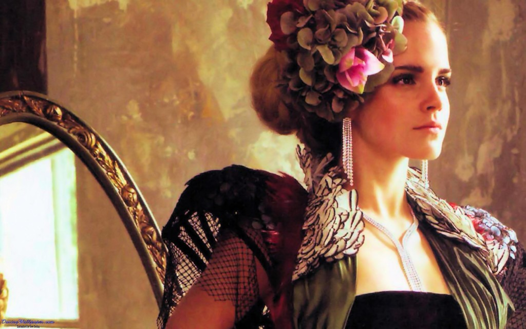 Bloom Pincher Head Emma Watson - Bloom Pincher Head Emma Watson