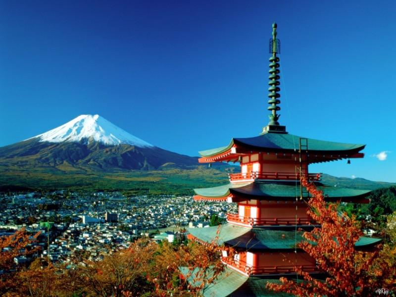 Blue Mount Fuji - Blue Mount Fuji