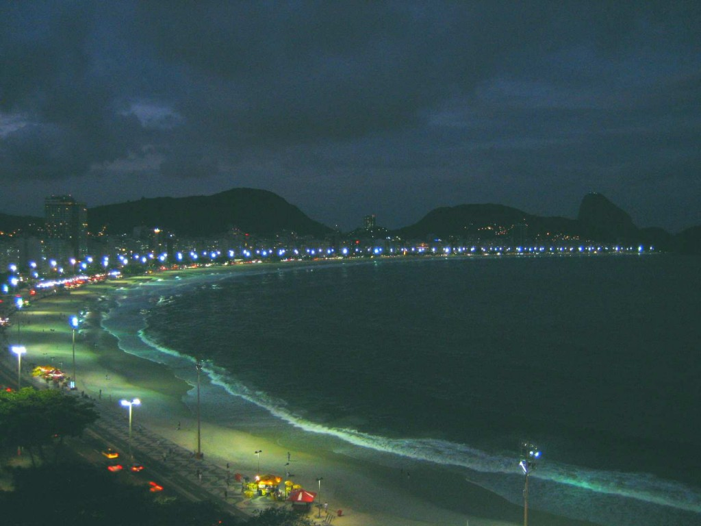 Copacabana Beach Rio De Janeiro - Copacabana Beach Rio De Janeiro