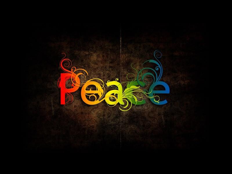 Ethnic Peace Wallpaper - Ethnic Peace Wallpaper