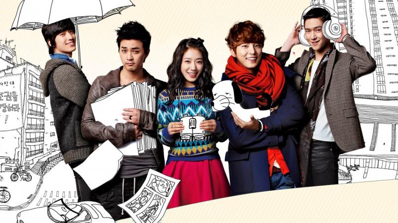 Flower Boy Next Door Korean Dramas - Flower Boy Next Door Korean Dramas