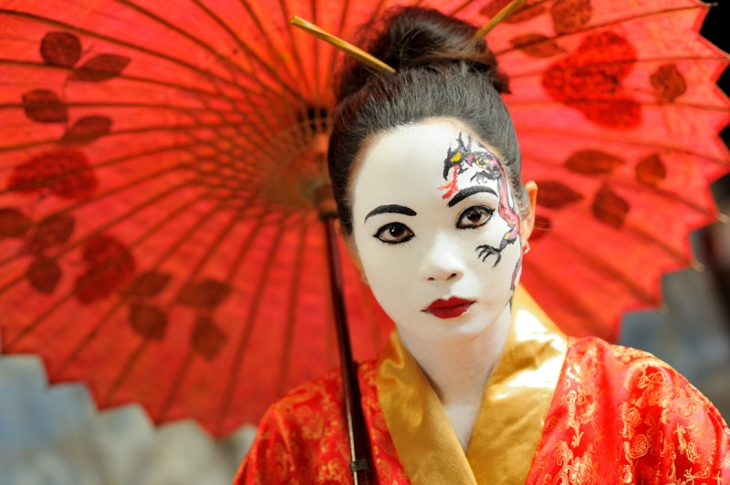 Geisha Style - Geisha Style