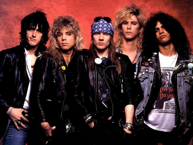 Guns N Roses Pictures - Guns N Roses Pictures