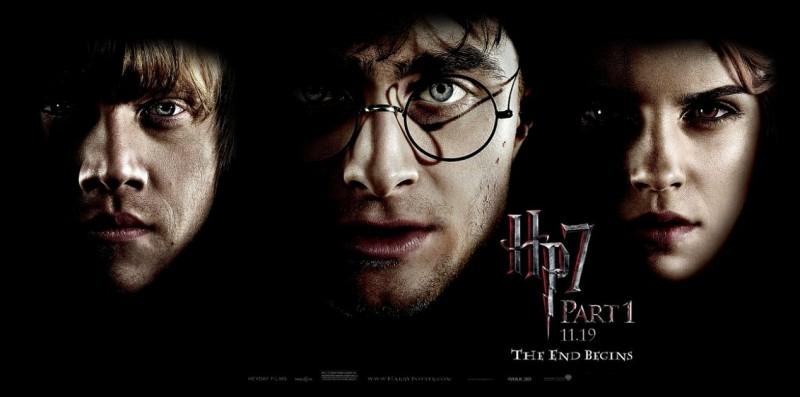 Harry Potter 7 Poster - Harry Potter 7 Poster