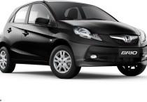 Honda Brio Black - Honda Brio Black