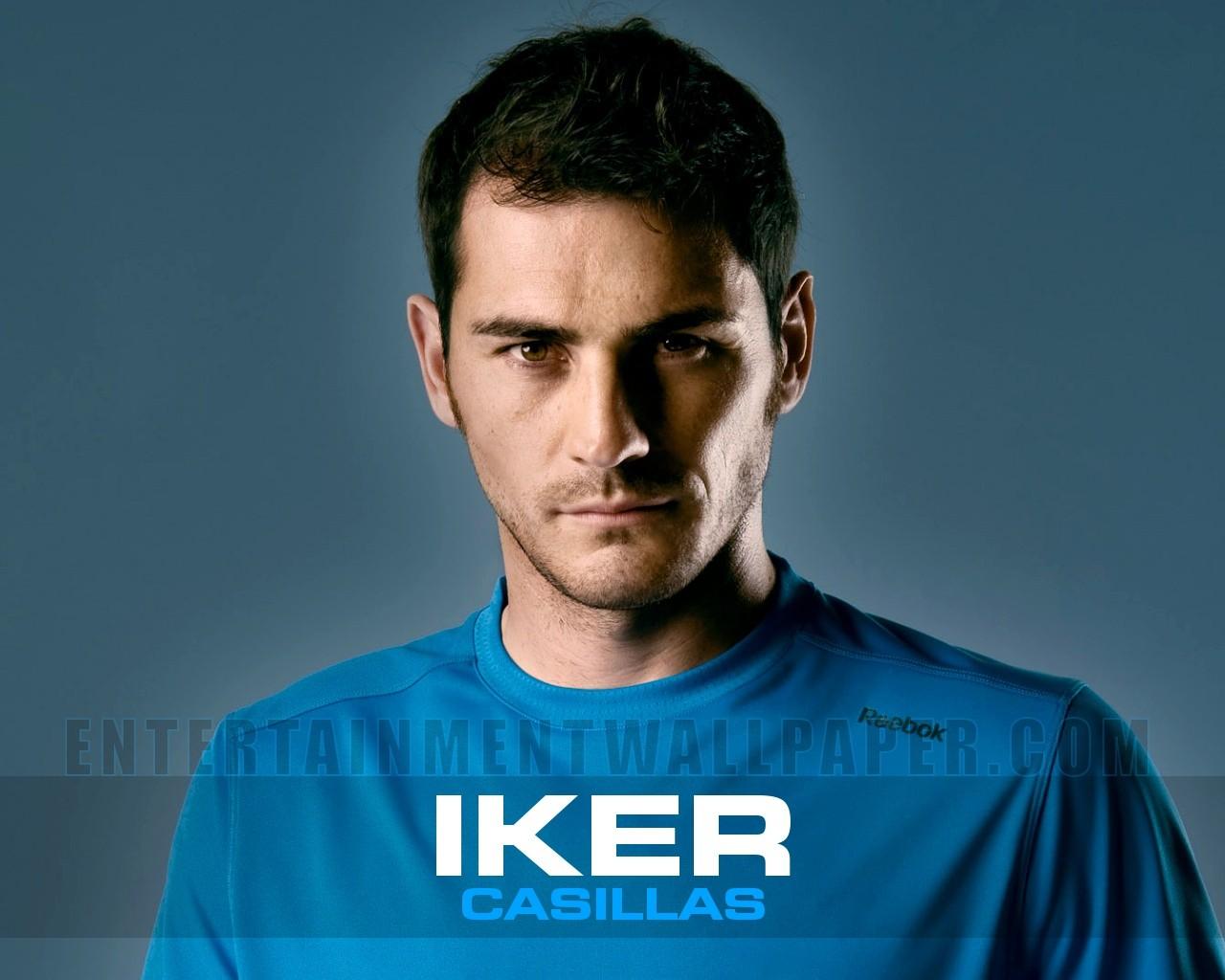Iker Casillas Masculine - Iker Casillas Masculine
