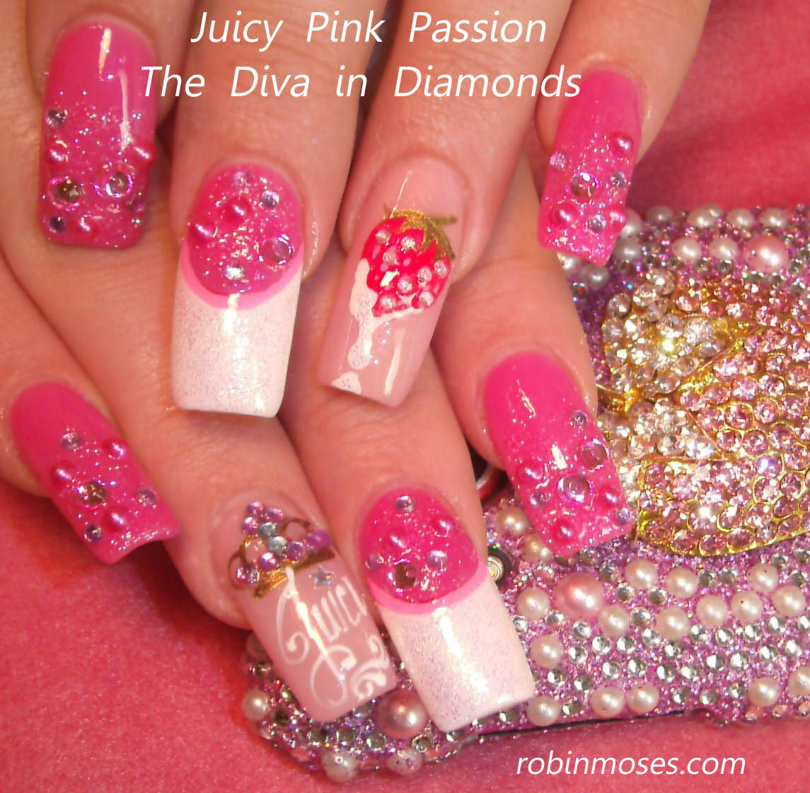 Juicy Pink Passion - Juicy Pink Passion