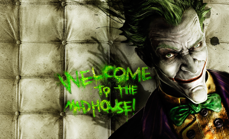 Mad House Batman Wallpaper - Mad House Batman Wallpaper