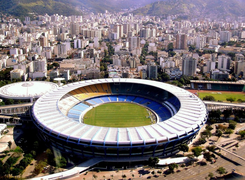 Maracan Stadium Rio De Janeiro - Maracan Stadium Rio De Janeiro