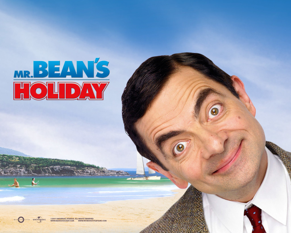 Mr. Beans Holiday 2007 - Mr. Beans Holiday 2007