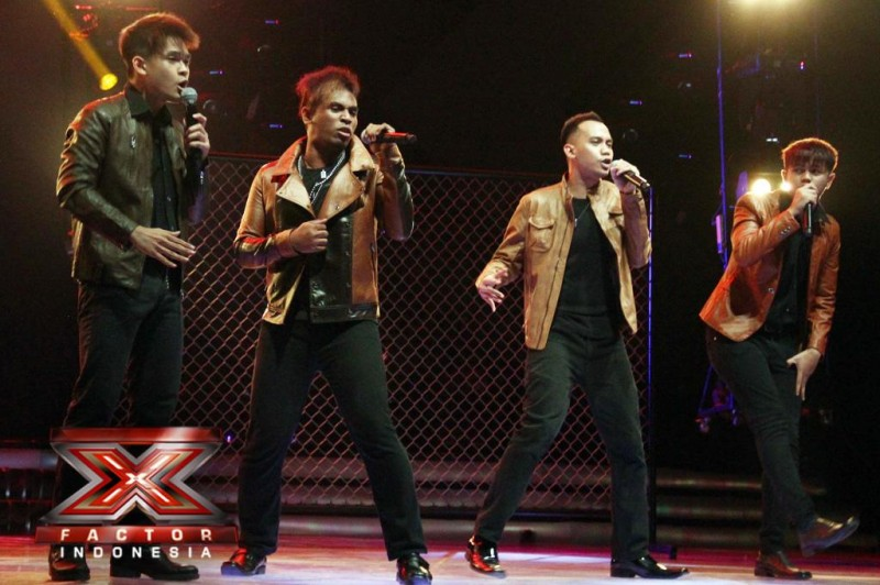 Nu Dimension X Factor Indonesia - Nu Dimension X Factor Indonesia